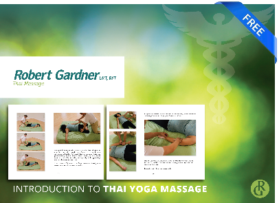 Free Thai Massage Workbook