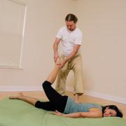 Robert Gardner Thai massage