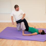 Robert Gardner Wellness Thai Massage Lumbar Traction