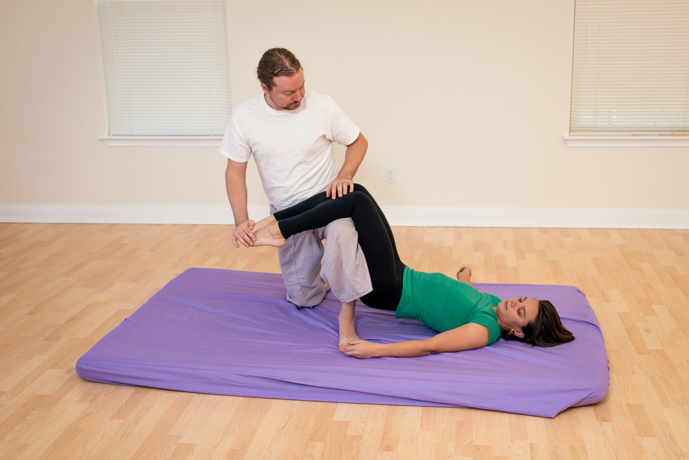 Robert Gardner Wellness Thai Massage Lumbar Traction