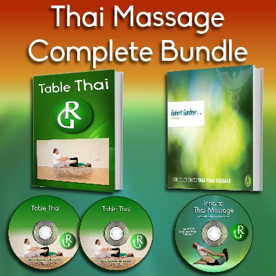 Thai Massage Bundle Robert Gardner