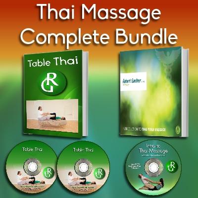 Thai Massage Bundle Robert Gardner
