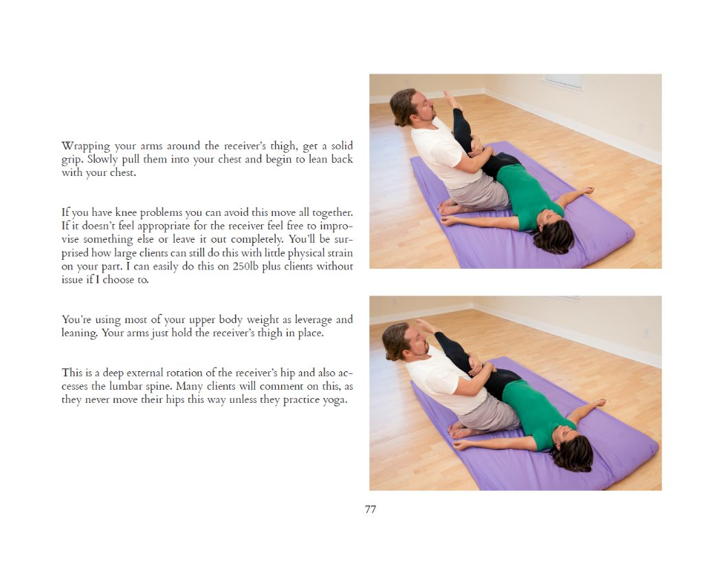 Phase One Thai Massage Workbook- PDF Edition – Robert Gardner Wellness