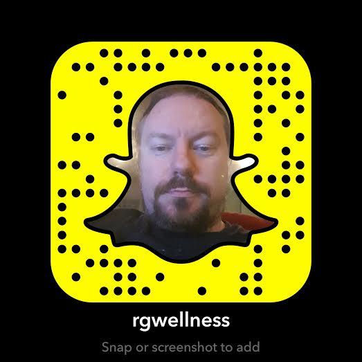 Snapchat rgwellness